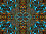 Tribal Mat by CK1215, Abstract->Fractal gallery