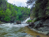 Linville Falls by Pistos, photography->waterfalls gallery