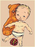 A Daily Sketch A Baby by bfrank, illustrations gallery