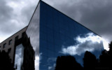 Blue Sky Reflections - Revised by coram9, Photography->Architecture gallery