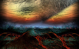 Sunset by casechaser, illustrations->digital gallery