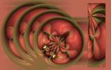 Rose Repose by Flmngseabass, abstract gallery