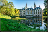 Castle Reflections by corngrowth, photography->castles/ruins gallery