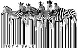 zebra barcode by SFDesigns, Illustrations->Digital gallery