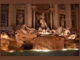 Trevi fountain................ by fogz, Photography->Waterfalls gallery