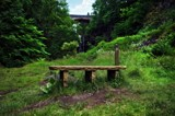 Bench with a view by biffobear, photography->landscape gallery