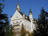 Neuschwanstein Castle 1 by marbleknight, photography->castles/ruins gallery