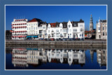 Middelburg (44), Reflections 1 by corngrowth, Photography->City gallery