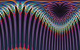 Electrified Comb by Flmngseabass, abstract gallery