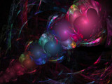 Gumball Rally by jswgpb, Abstract->Fractal gallery