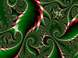 A Little Christmas Cheer! by razorjack51, abstract gallery