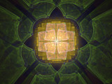 Layered Glass Fractal by razorjack51, Abstract->Fractal gallery