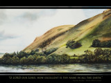 """Patti's """"Golden Hills"""" by 108866, Illustrations->Traditional gallery"""