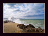 Breakwater by LynEve, Photography->Shorelines gallery