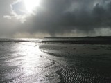 Sunny spells: heavy showers by Si, Photography->Shorelines gallery