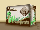 Auntie Madmaven's Wormie Squirmies by Jhihmoac, Illustrations->Digital gallery