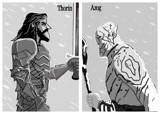 The Hobbit-The Battle Of The Five Armies by bfrank, illustrations gallery