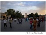 The Djeema el Fna, Marrakech (2) by fogz, Photography->People gallery