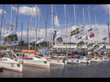 Sydney to Hobart 2005 by Steb, Photography->Boats gallery
