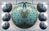 Spheres Of Influence by Flmngseabass, abstract gallery
