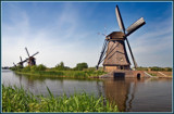 Kinderdijk 02 by corngrowth, photography->mills gallery