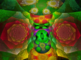 Palace Gardens Of Apophysis by J_272004, Abstract->Fractal gallery