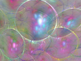 Bubble Painting by J_272004, Abstract->Fractal gallery