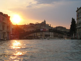 Sunset at the Accademia by Pfaff, Photography->Bridges gallery
