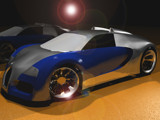 Bugatti by rabagojason, Computer->3D gallery
