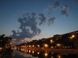Walking beside Dambovita by ROPnam, Photography->City gallery