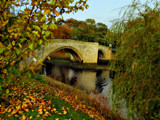Warkworth Old crossing by biffobear, photography->bridges gallery