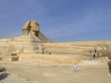 the great sphinx by hippyd, Photography->Architecture gallery