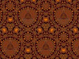 Persian Carpet by CK1215, Abstract->Fractal gallery