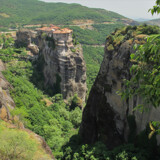Meteora ... once again ... by Vickid, photography->landscape gallery