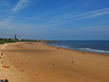 Tynemouth Long Sands by biffobear, photography->shorelines gallery