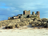 Bamburgh Castle by shedhead, Photography->Castles/Ruins gallery