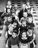 Fifties Kids by Nikoneer, contests->b/w challenge gallery