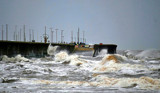 October Storms #5 - Welcome To New Brighton by braces, Photography->Shorelines gallery