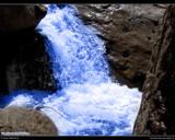 Yosemite Mountain Water (Blue Water 2007 Edition) by PhotoKandi, Photography->Waterfalls gallery
