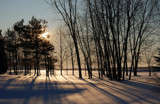 Winter Sunrise 2 by gerryp, Photography->Sunset/Rise gallery