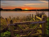 Woodhorn Park Lake by Dunstickin, photography->water gallery