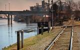 River Tracks by bfrank, photography->landscape gallery