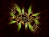 Green Light-Petals by anawhisp, Abstract->Fractal gallery