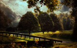 The Bridge By the Trees by casechaser, photography->manipulation gallery