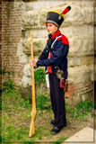Guard by corngrowth, photography->people gallery