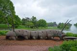 """Lopatapillar the Giant Caterpillar"" by icedancer, photography->sculpture gallery"