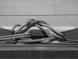 Cleated Rope by regmar, Photography->Boats gallery