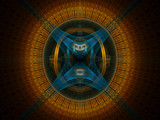 Welcome To The Machine by razorjack51, Abstract->Fractal gallery