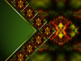 Fractal Tile by nmsmith, abstract->fractal gallery