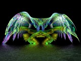The Eagle Has Landed by J_272004, Abstract->Fractal gallery